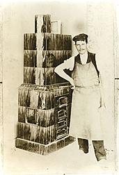 Firmengründer Otto Gschwend I.