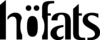 hoefats schriftzug schwarz