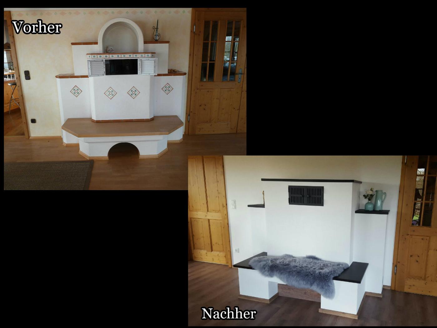 Bevorzugt Optische und technische Modernisierung Ihres Ofen | Otto Gschwend DU56